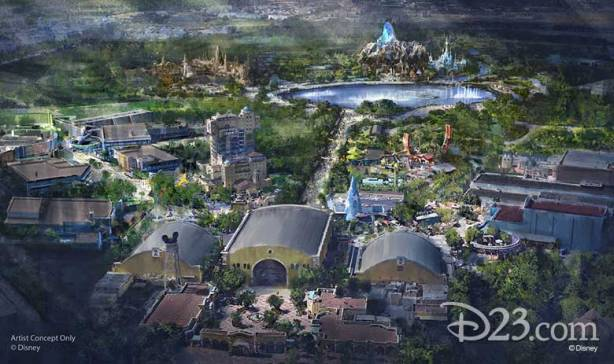 D23 park expansion